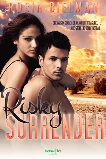Cover_Risky Surrender - Robin Bielman