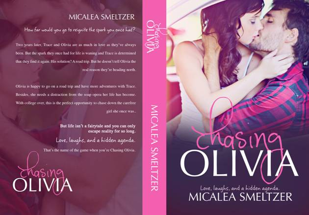 full book of Chasing Olivia
