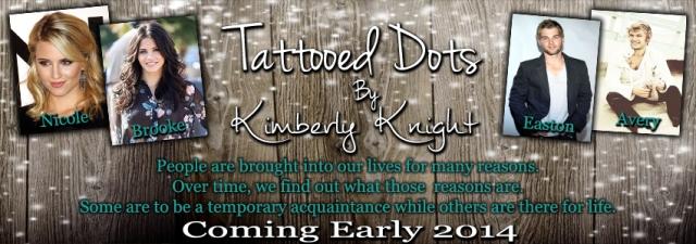 Tattooed Dots Characters