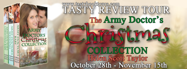 The Army Doctor's Christmas Collection Helen Scott Taylor