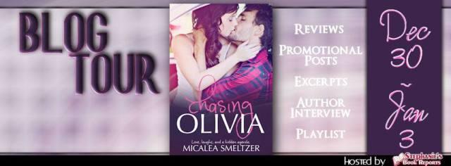 Chasing Olivia Banner