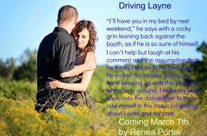 9Driving Layne teaser pic