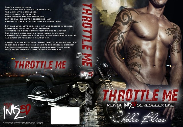 Throttle Me Paperback